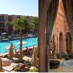 l'hôtel les jardins de l'Agdal