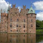 これが水上城です。