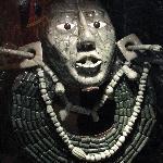 Museo Mesoamericano del Jade - Máscara de Pakal