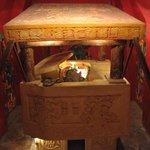Museo Mesoamericano del Jade - Tumba de Pakal