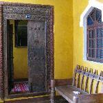 Original Zanzibari door