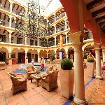 "Lobby 4-Sterne Erlebnishotel ""El Andaluz"""