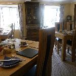 The Dining Room - South Norfolk Guest House