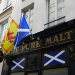 Paris's ONLY Scotish owned, Scottish pub.