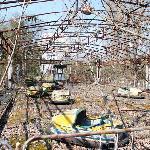 Abandoned amusementpark