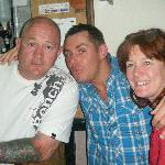 ME WITH GRAEME AND DI