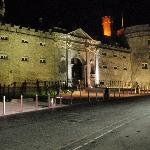 Castle at Night 2