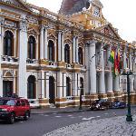 Plaza del Gobierno