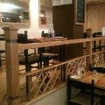 salle de restauration ( style cafétéria )