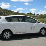 Air-conditioned, 7-seater Toyota Verso