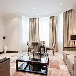 Lounge - One bedroom standard basement