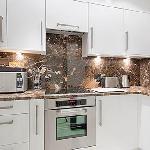 Kitchen -One bedroom standard basement