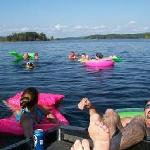 Hand Cove Resort and RV Park, Norfork Lake, AR