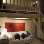 Our loft suite