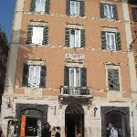 Relais Pierret at Spanish Steps