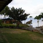 Kasai Village grounds and spa