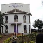 the Scouts and Guides centre in Nyeri