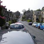 Easy Street Parking- Skipton Park is the last house on the left at the bottom of the road