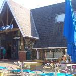 Looe Bay Holiday Park Entrance