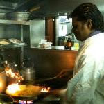 raj cooking fantastic afgani lamb
