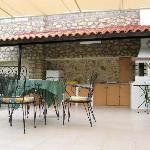 Big Terrace with kitchen and barbecue grill