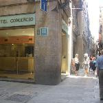 Photo de Hotel Comercio Barcelona