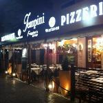 ristorante Tempini by night
