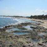 Beach at the Mayan Palace