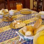 Breakfast - Colazione - Petit déjeuner