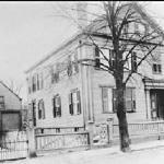 Borden house 1892