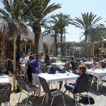 terrasse restaurant sherazade
