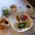 This is my everday breakfast (Photos by: Ricoy)
