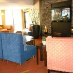 Renovated Lobby/Flat Screen Lounge