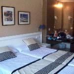 Photo de Hotel Terramarina