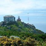 Leuchtturm am Kap Finisterre