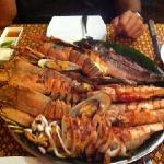 Best Seafood Platter in Phuket