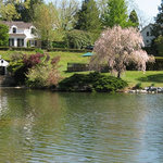 The Pond & Main House