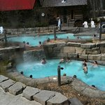 Photo de Scandinave Spa Mont-Tremblant