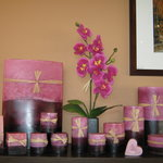 here are some of are aroma therapy candles