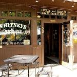 the outside of whitney's