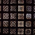 intricate Jaali work