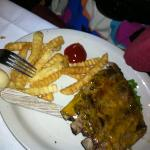 ribs at gluttons