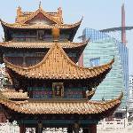 Zhong An Xi temple just walking distance