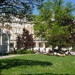 Vue du Grand Hotel