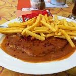 Pfefferrahmschnitzel