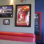Photo of Burger Me interior