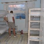 Inside Kalk Bay dorm
