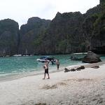 Beautiful Phi Phi Islands Tour... (booked at the hotel)