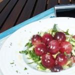 The grape Salad