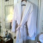 robes in the rooms